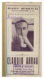 03. Claudio Arrau