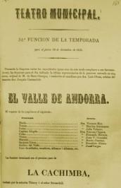 El Valle de Andorra