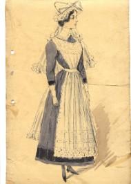 Vestuario para Fedora de Giordano