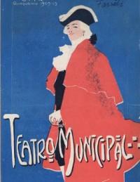 Programa Temporada Lírica, 1909-1913