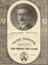 Programa Temporada Lírica, 1919