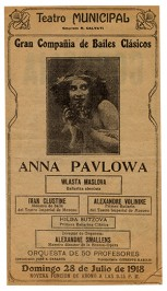 01. Anna Pavlova