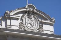 Escudo Municipalidad de Santiago